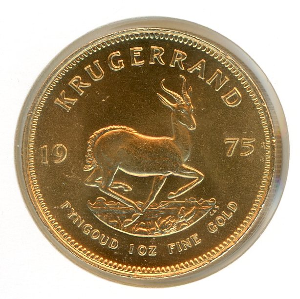 Thumbnail for 1975 South Africa Krugerrand