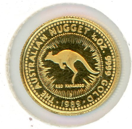 Thumbnail for 1989 One Twentieth oz Proof Coin Only