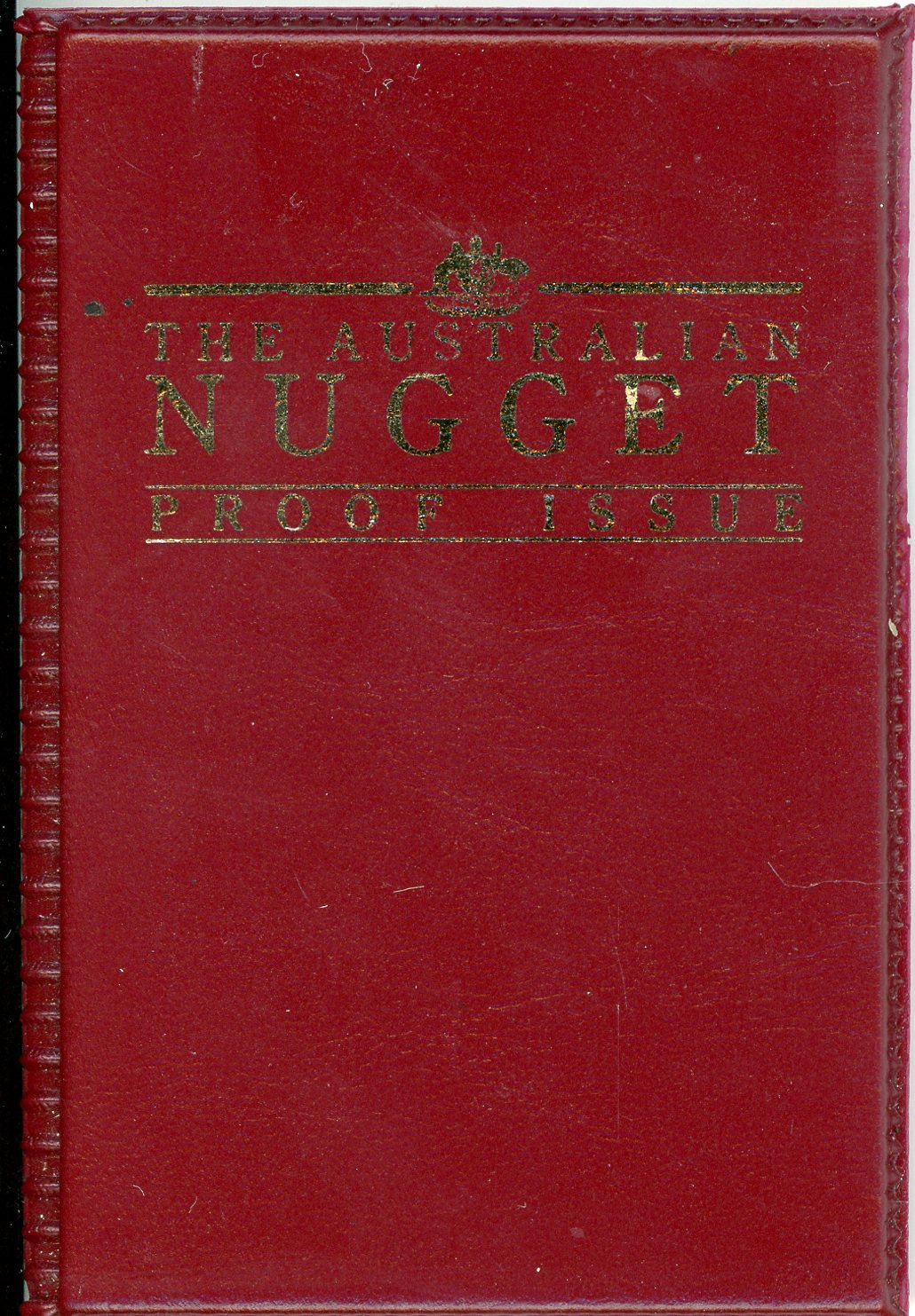 Thumbnail for 1992 One Tenth oz Australian Nugget Proof Coin