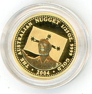 Thumbnail for 2004 One Twentififth oz Australian Prospector Series Proof