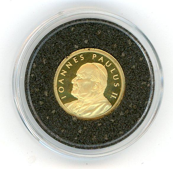 Thumbnail for 2005 Malta 500 Lire 1.27gm - Ioannes Paulus II