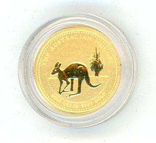 Thumbnail for 2005 One Twentieth oz Kangaroo