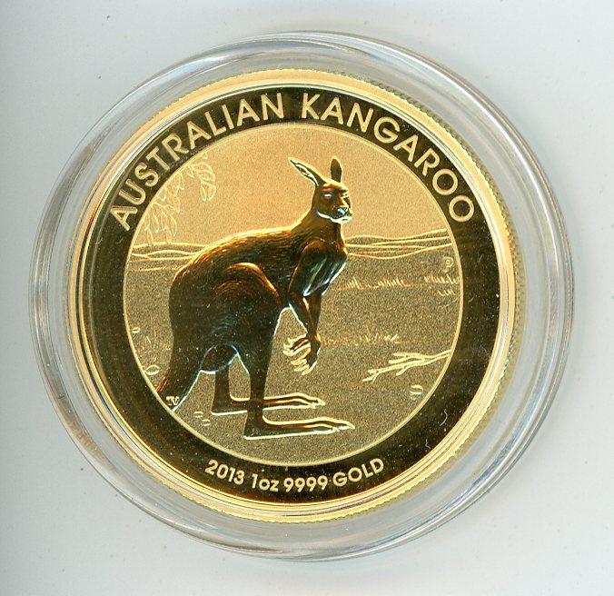 Thumbnail for 2013 1oz Specimen Kangaroo