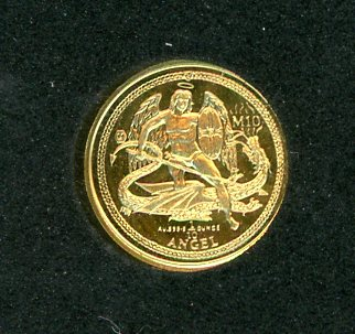Thumbnail for 2013 Isle of Man One Tenth oz Angel