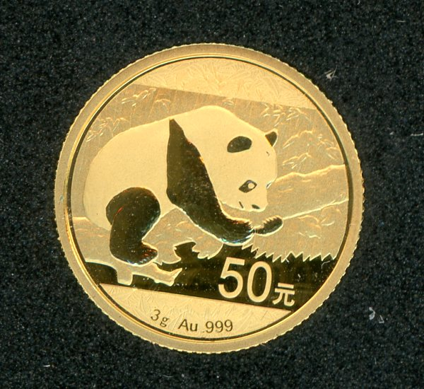 Thumbnail for 2016 One Tenth oz Chinese Gold Panda