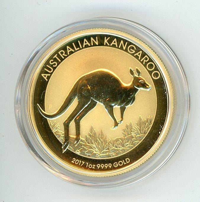 Thumbnail for 2017 1oz Specimen Kangaroo