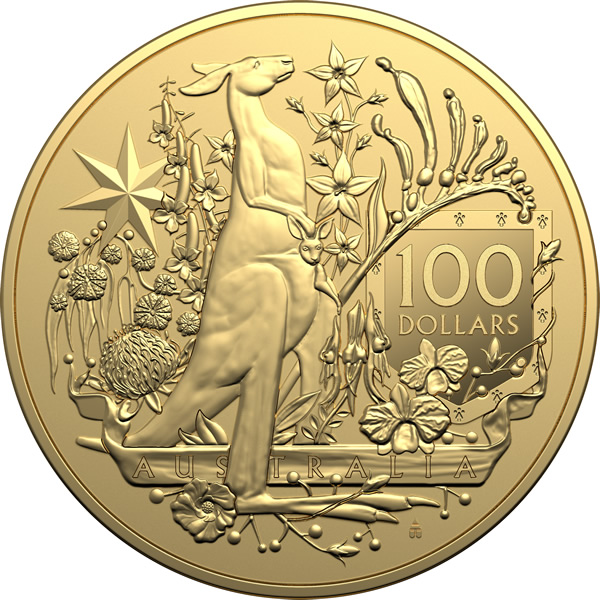 Thumbnail for 2021 1oz Gold Investment Coin Series - Australian Coat of Arms