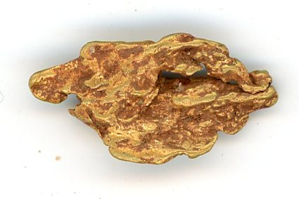 Thumbnail for High Grade Natural Gold Nugget 8 Grams