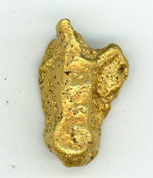 Thumbnail for High Grade Natural Gold Nugget 29.0gm