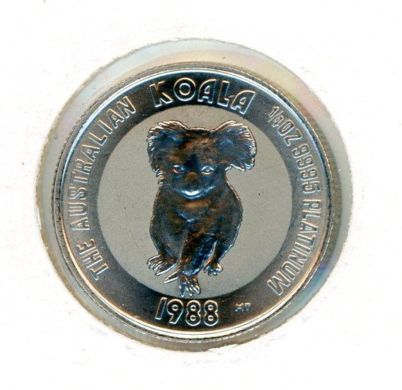 Thumbnail for 1988 One Quarter oz Koala