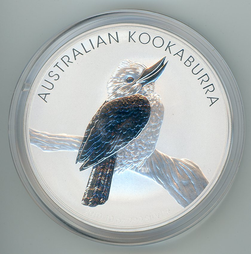 Thumbnail for 2010 10oz Kookaburra