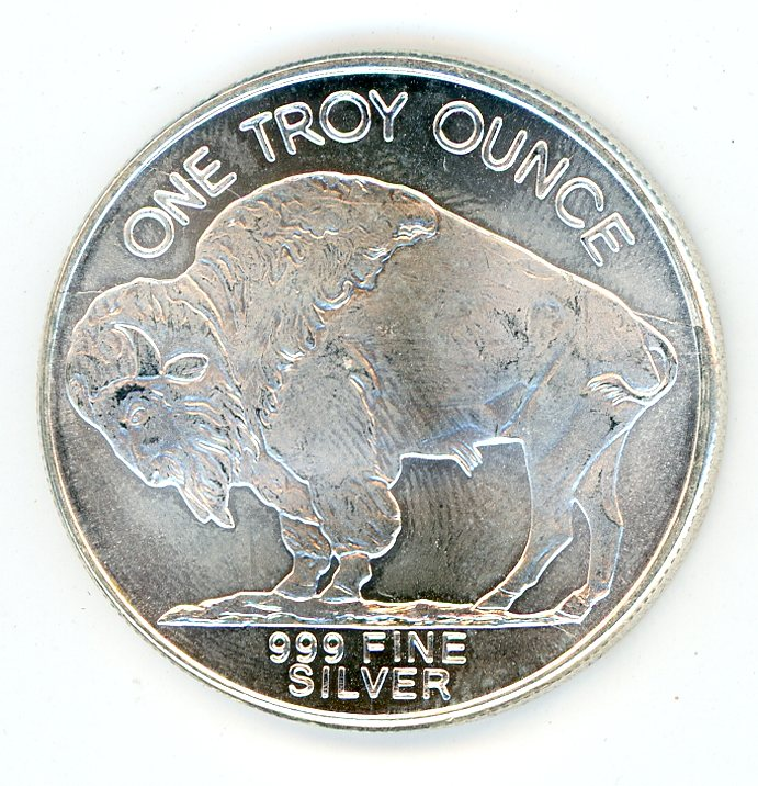 Thumbnail for 2011 1oz Silver Buffalo .999 Silver