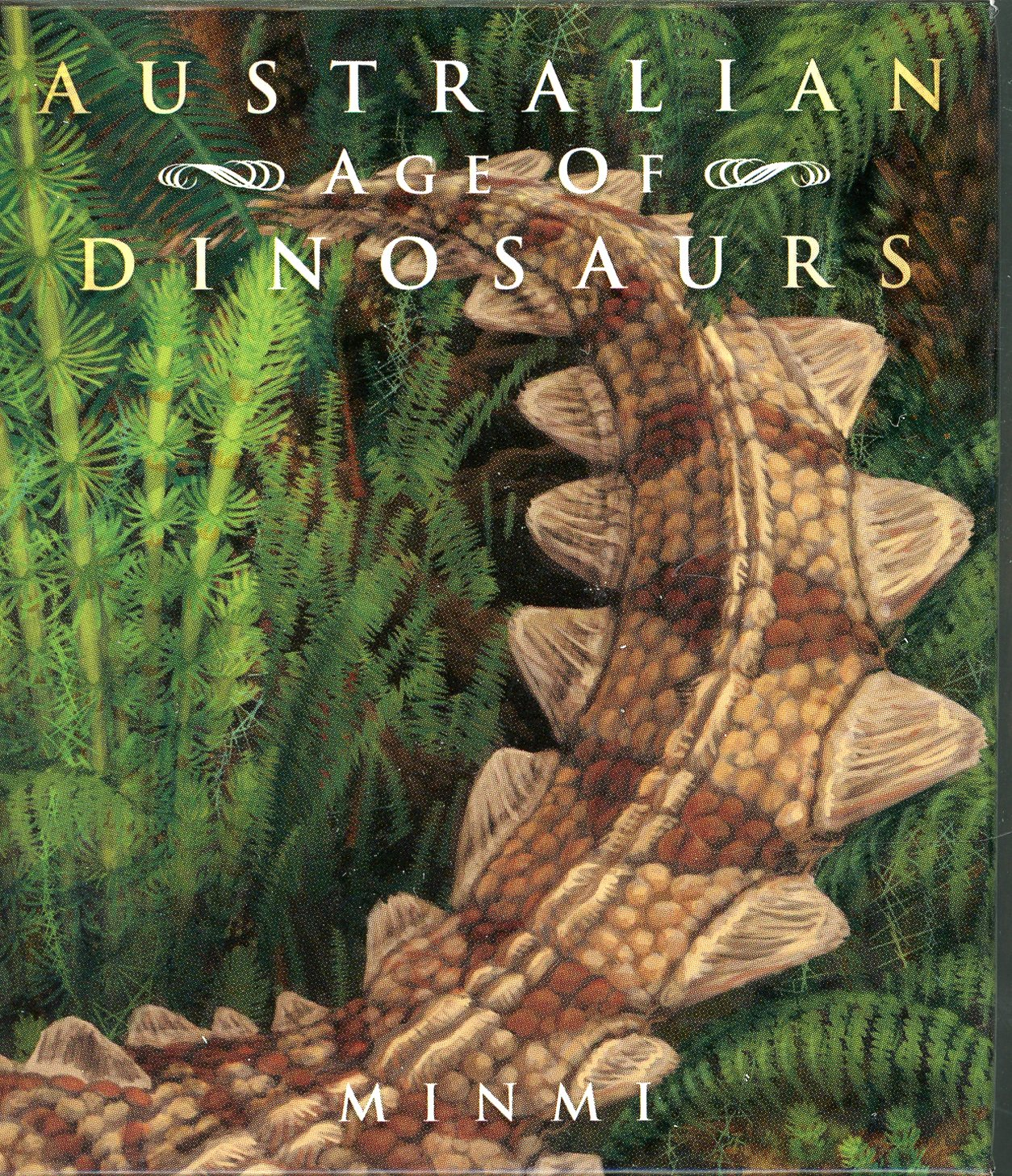 Thumbnail for 2015 1oz Coloured Silver Proof Coin - Australian Age of Dinosaurs Minmi