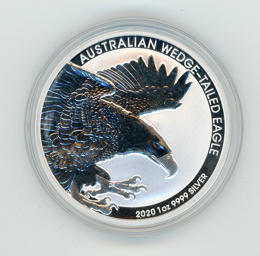 Thumbnail for 2020 1oz Wedge-Tailed Eagle