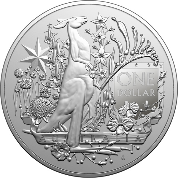 Thumbnail for 2021 1oz Silver Investment Coin Series - Australian Coat of Arms
