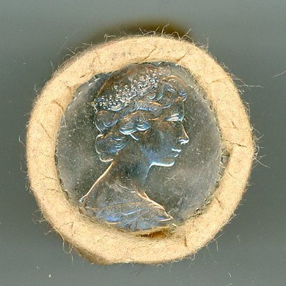 Thumbnail for 1983 Five Cent Coin Roll
