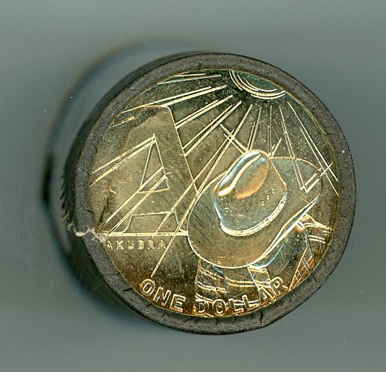 Thumbnail for 2021 $1 Roll of 20 Coins Aussie Alphabet -