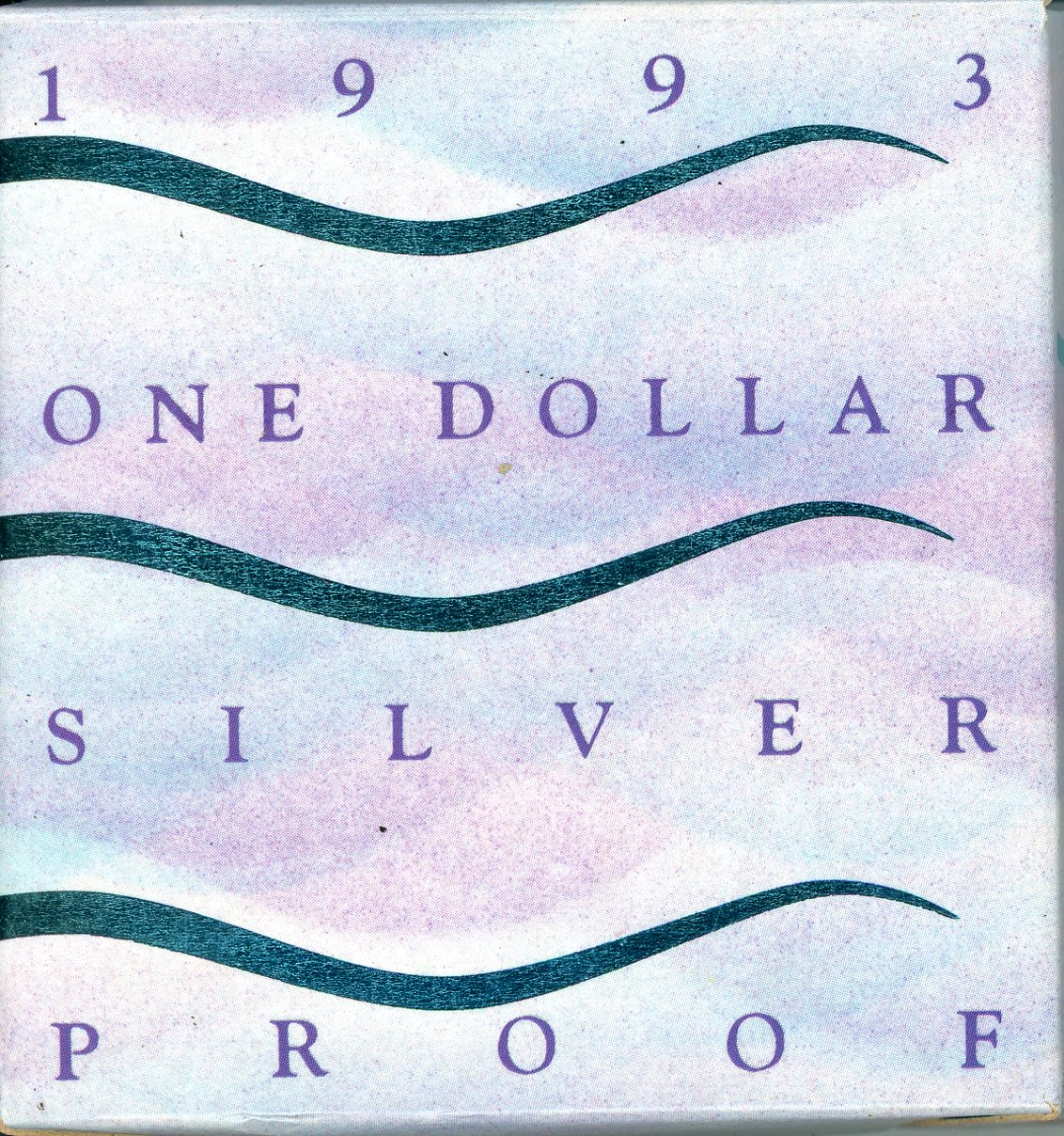 Thumbnail for 1993 One Dollar Silver Proof - Landcare