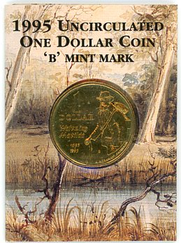 Thumbnail for 1995 Waltzing Matilda - B Mintmark