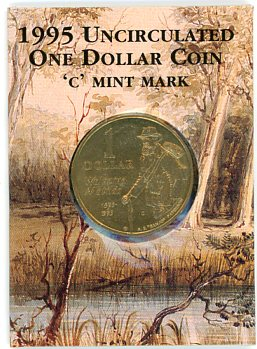 Thumbnail for 1995 Waltzing Matilda - C Mintmark