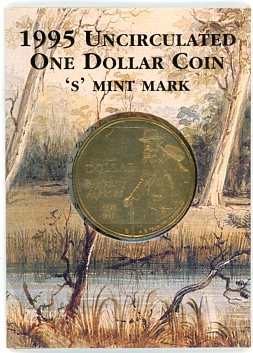 Thumbnail for 1995 Waltzing Matilda - S Mintmark