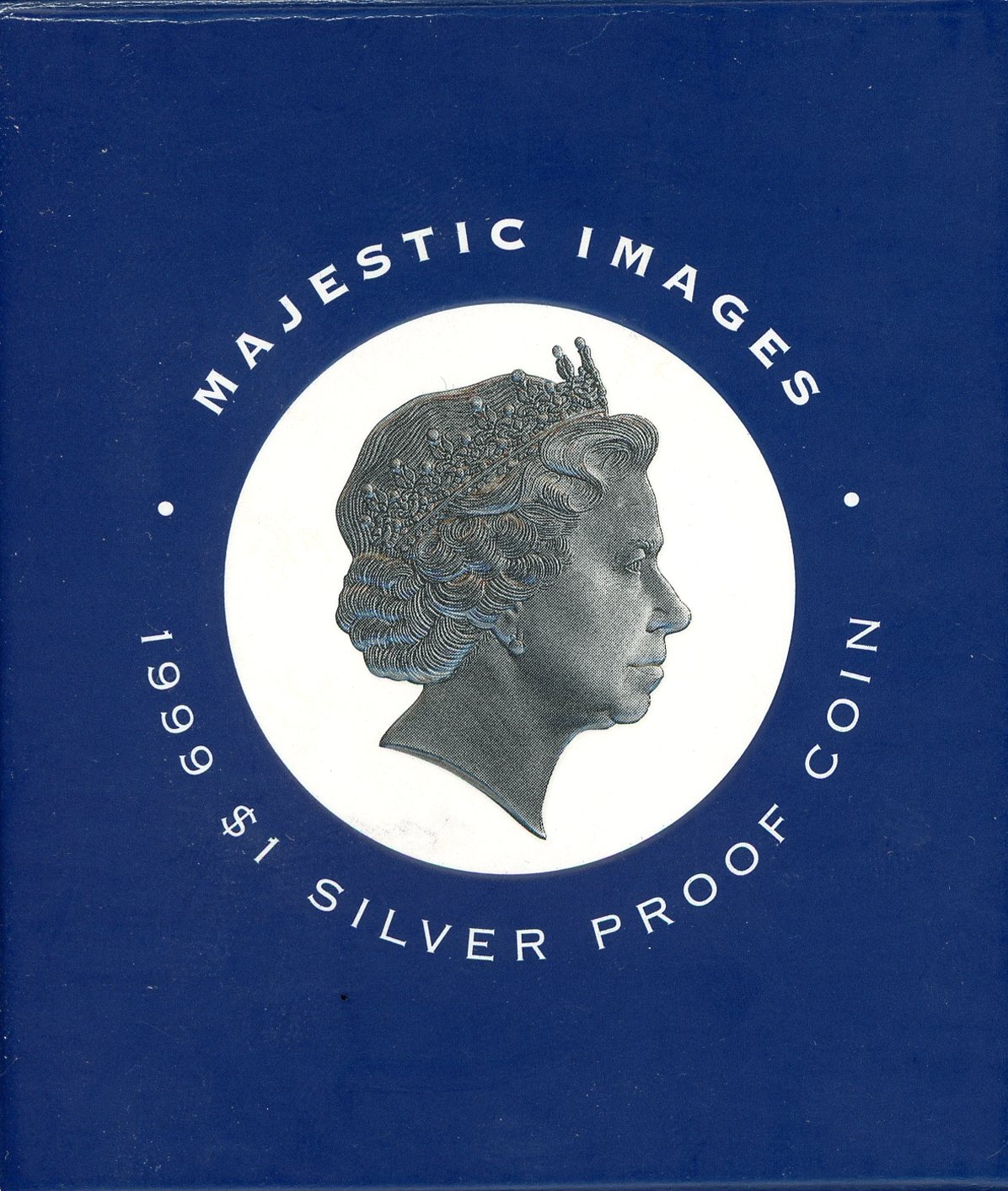 Thumbnail for 1999 Subsription Silver Proof Dollar - Majestic Images