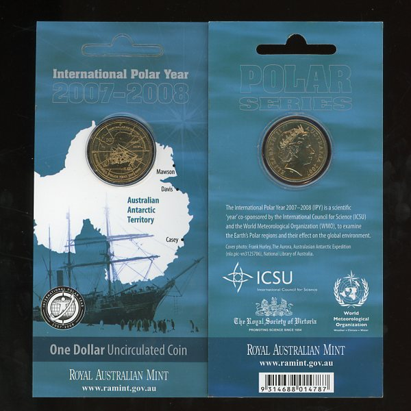 Thumbnail for 2007 International Polar Year