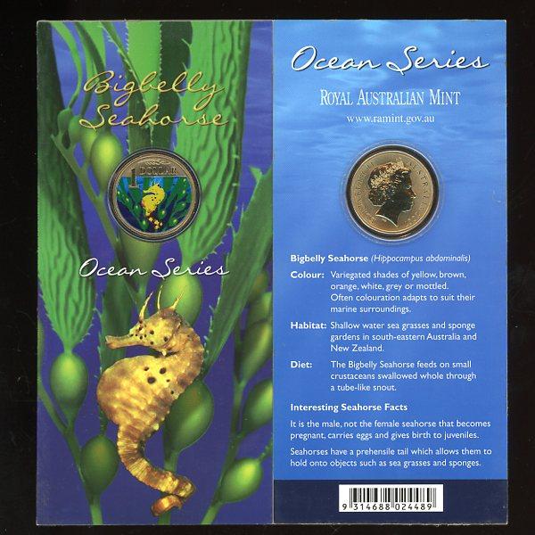 Thumbnail for 2007 - Ocean Series - Bigbelly Seahorse