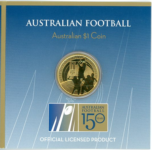 Thumbnail for 2008 150 Years of Australian Football