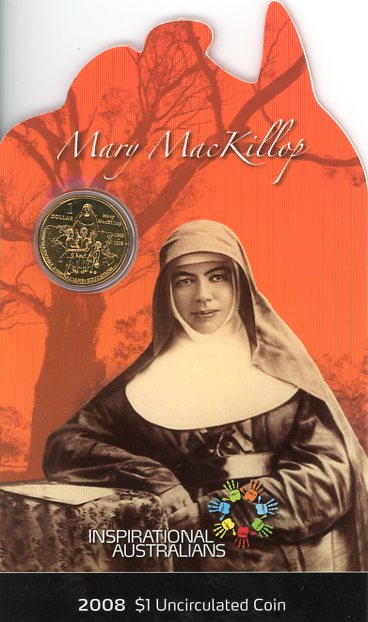 Thumbnail for 2008 Inspirational Australians - Mary Mackillop