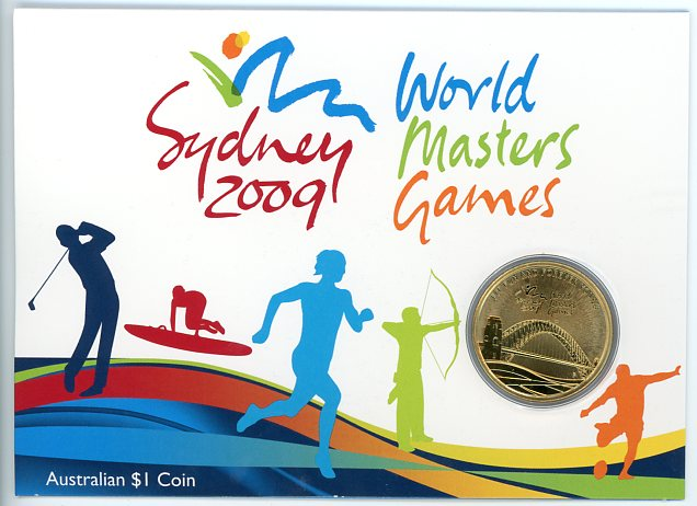 Thumbnail for 2009 World Masters Games Sydney