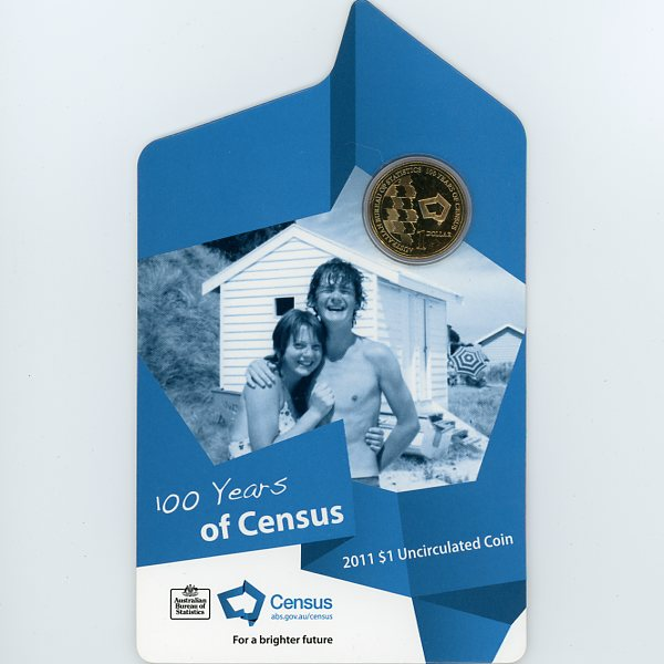 Thumbnail for 2011  100 Years of the Australian Census