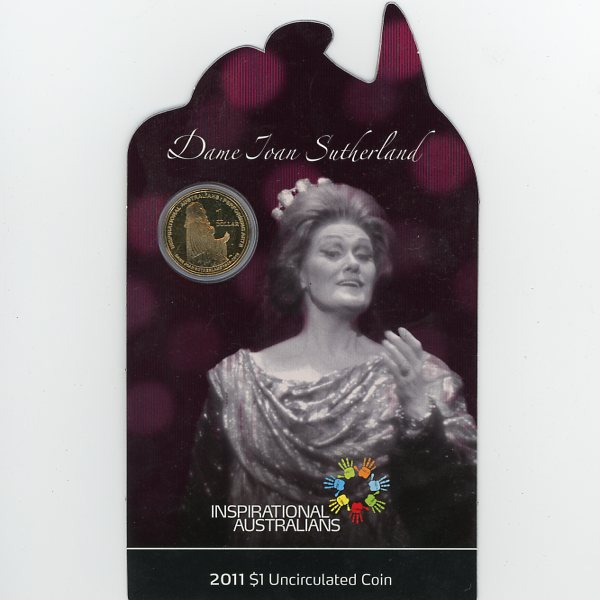 Thumbnail for 2011 Dame Joan Sutherland - Inspirational Australians