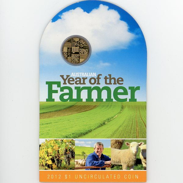 Thumbnail for 2012 Australian Year of the Farmer