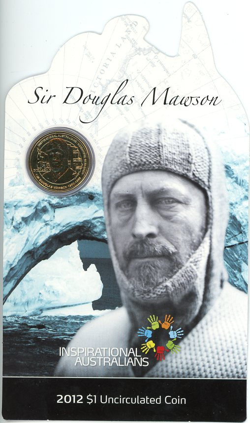 Thumbnail for 2012 Sir Douglas Mawson