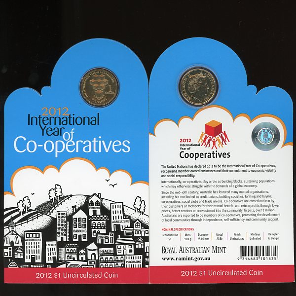Thumbnail for 2012 International Year of Co-operatives