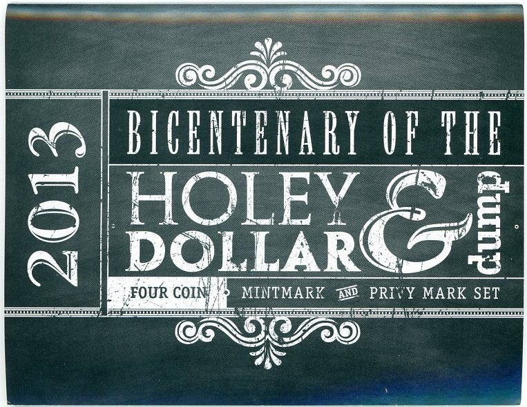 Thumbnail for 2013 BiCentenary of the Holey Dollar & Dump - 4 Coin Set CBMS