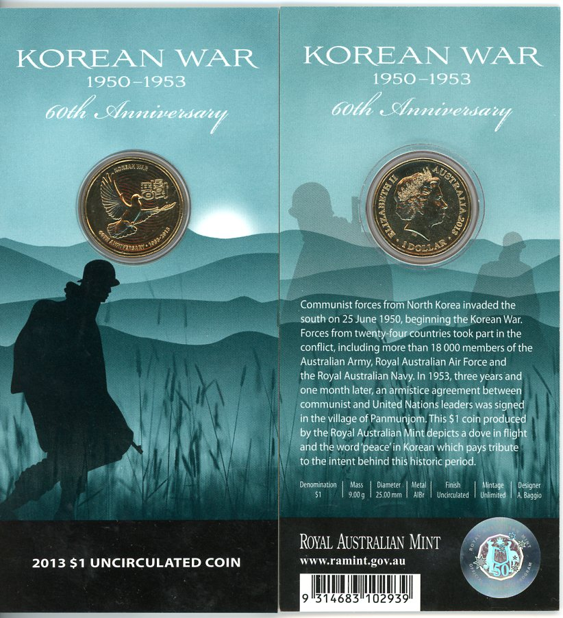 Thumbnail for 2013 Korean War 60th Anniversary