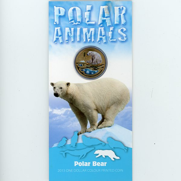 Thumbnail for 2013 Polar Series - Polar Bear