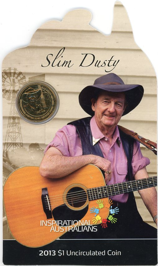 Thumbnail for 2013 Slim Dusty