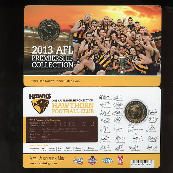 Thumbnail for 2013 AFL Premiership - Hawthorn