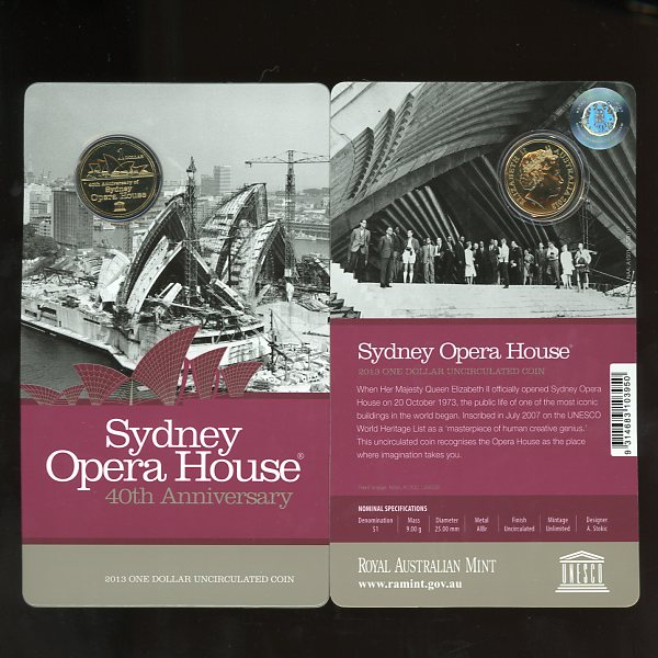 Thumbnail for 2013 Sydney Opera House 40th Anniversary