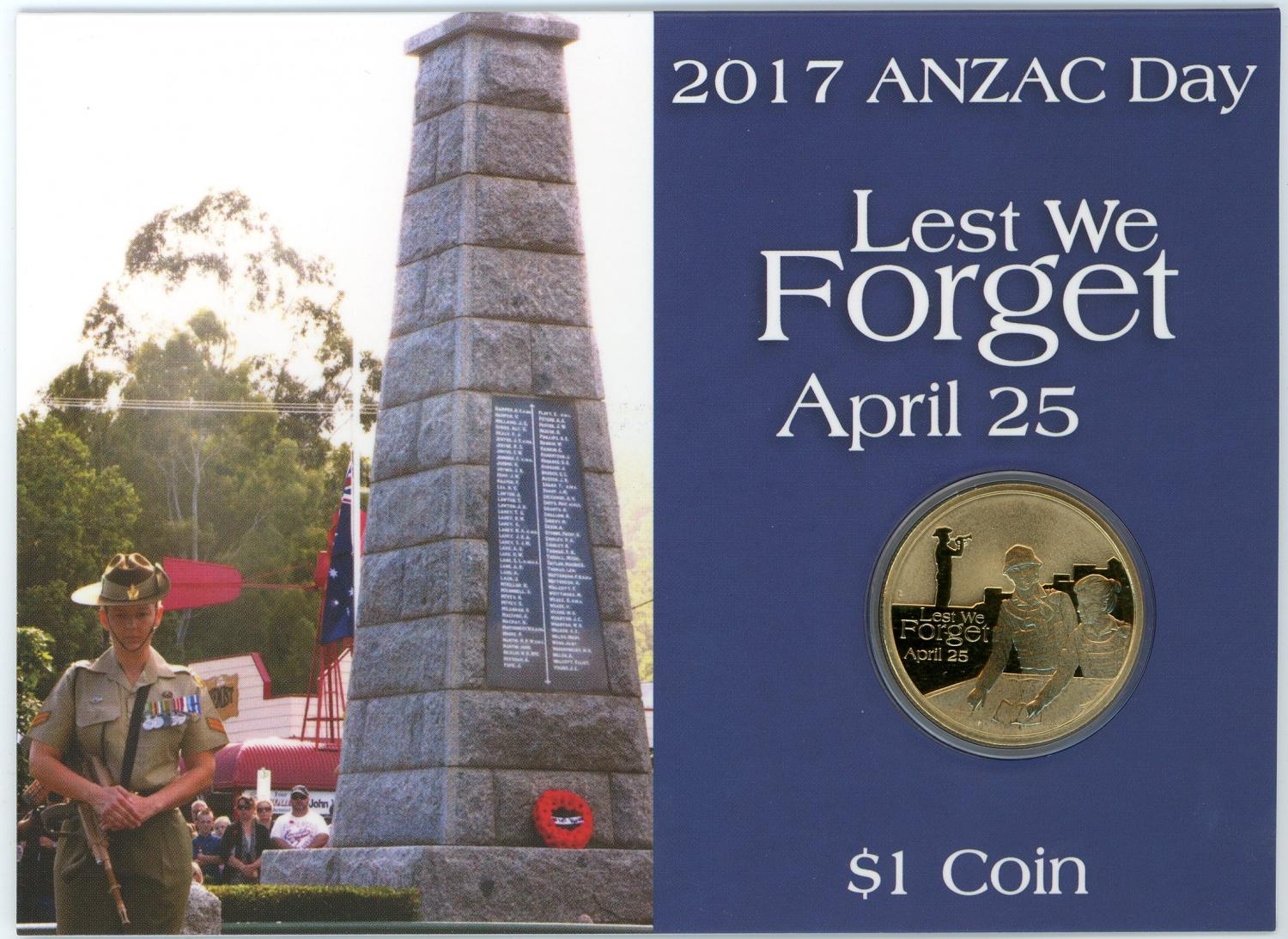 Thumbnail for 2017 Anzac Day Lest We Forget