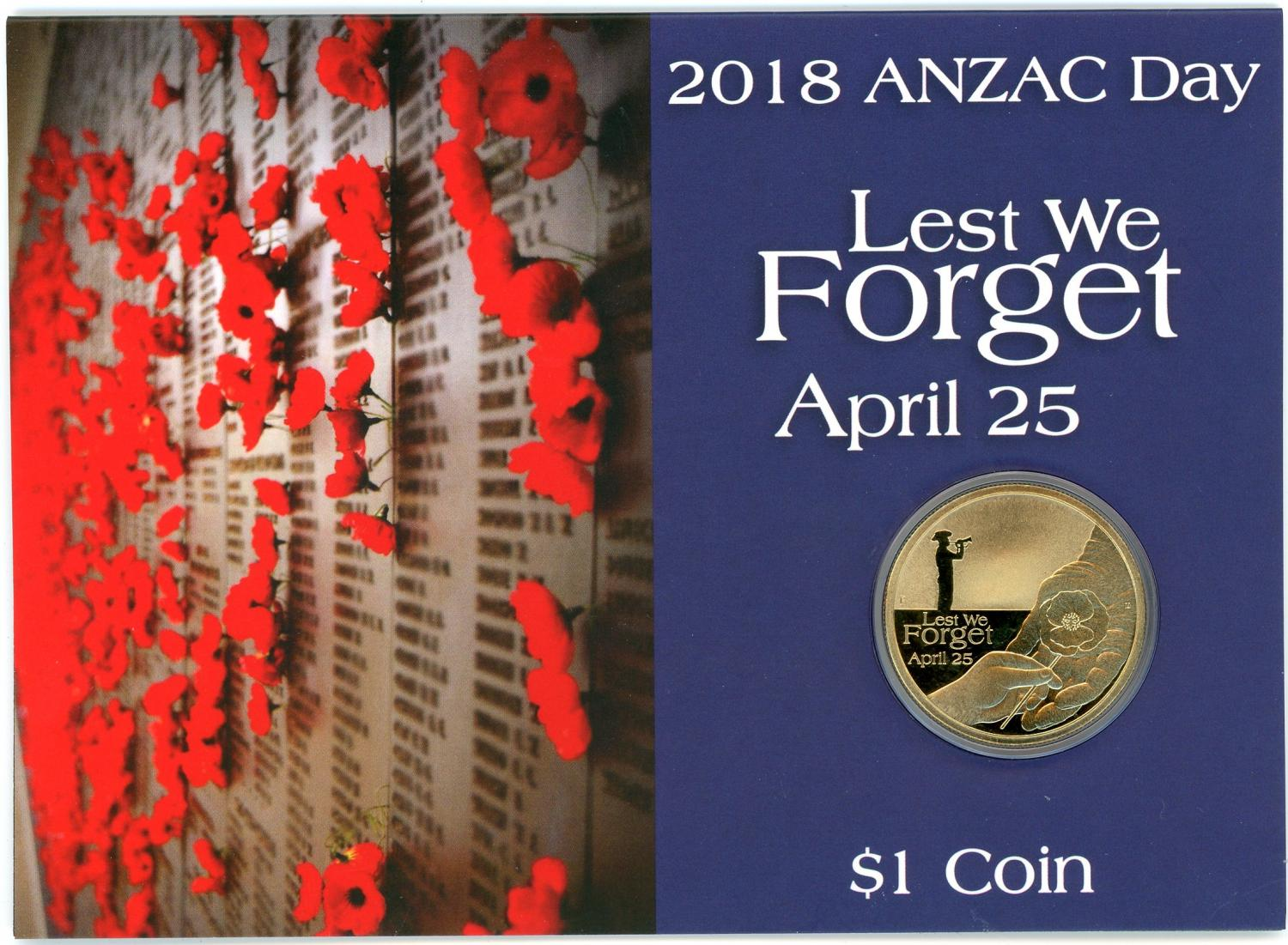 Thumbnail for 2018 Anzac Day Lest We Forget