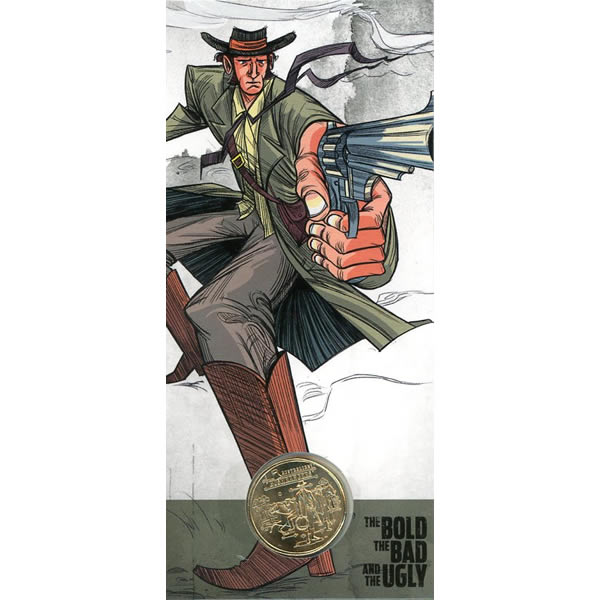 Thumbnail for 2019 $1 UNC Coin 'C' Canberra Mintmark - Australian Bushrangers Brave Ben Hall