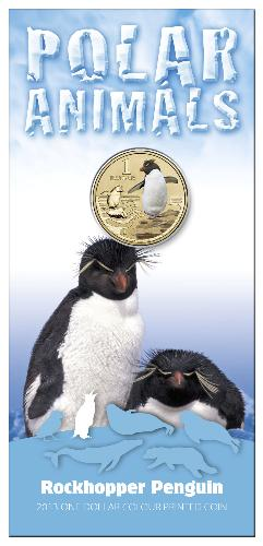 Thumbnail for 2013 Polar Series - Rockhopper Penguin