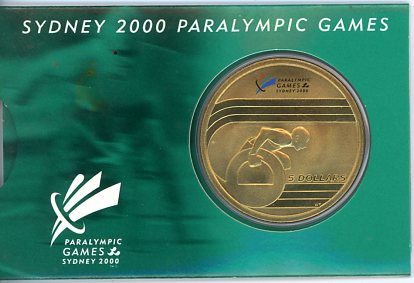 Thumbnail for 2000 Sydney Paralympic Games