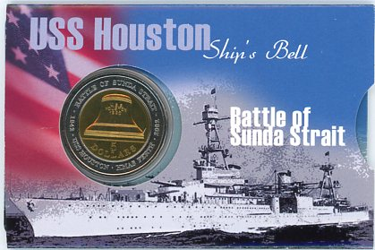 Thumbnail for 2002 Battle of Sunda Strait - USS Houston