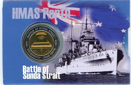 Thumbnail for 2002 Battle of Sunda Strait - HMAS Perth