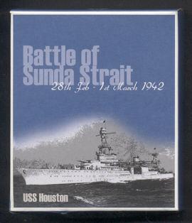 Thumbnail for 2002 Battle of Sunda Strait $5 Proof Coin